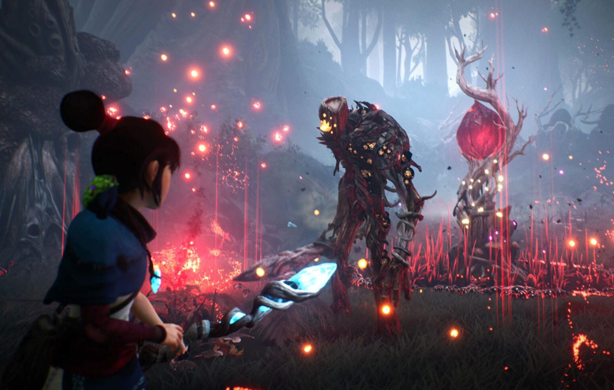 Ember Lab details 'Kena: Bridge Of Spirits' gameplay, story and more