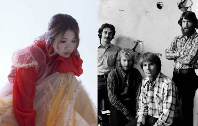 Linying and Creedence Clearwater Revival