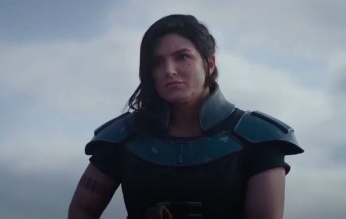 Cara Dune (Gina Carano) in 'The Mandalorian'