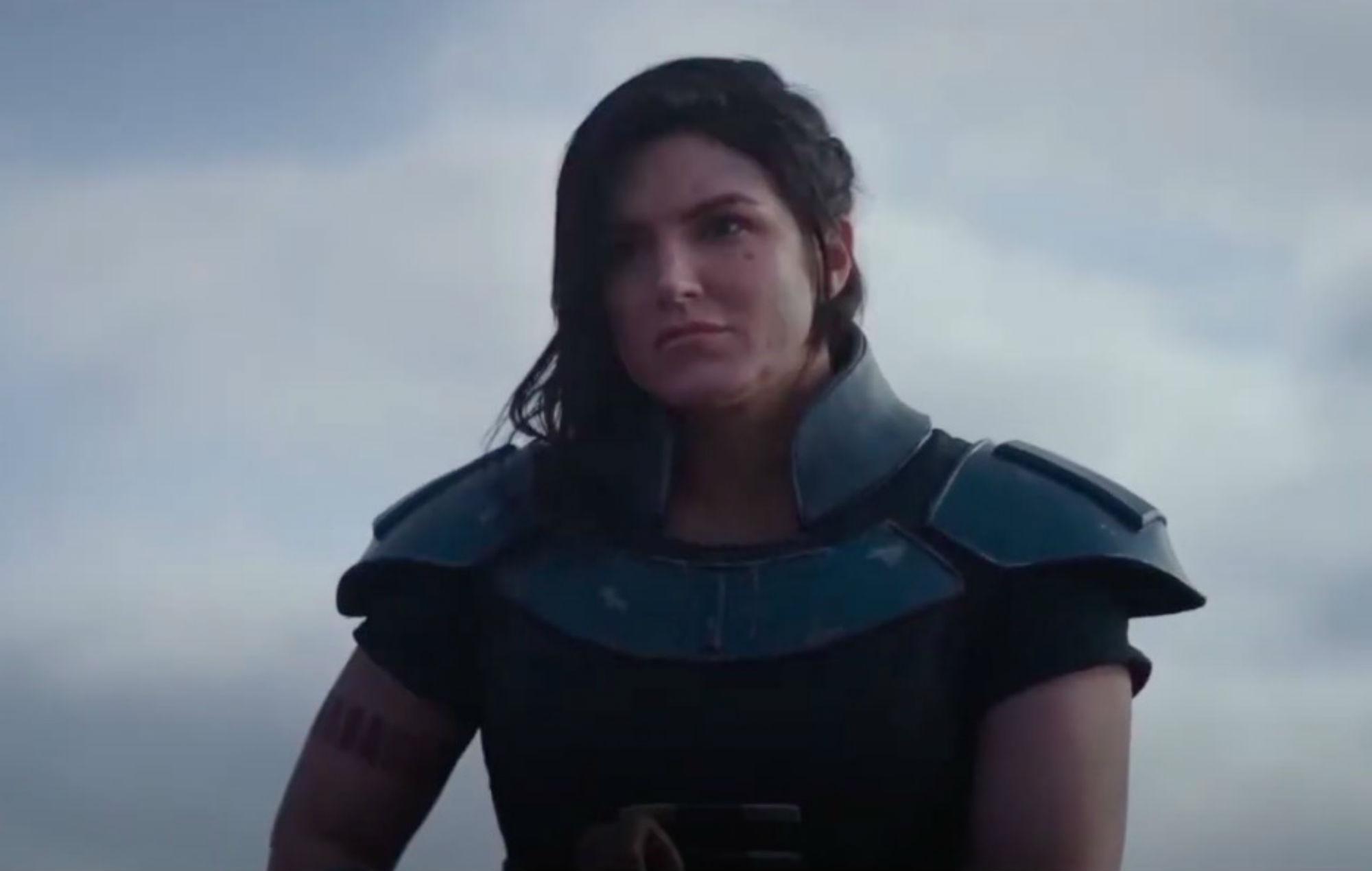 Cara Dune (Gina Carano) in 'The Mandalorian'