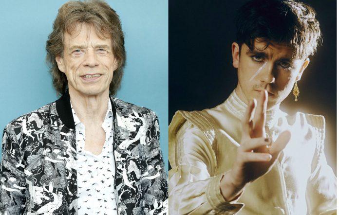Mick Jagger, Declan McKenna