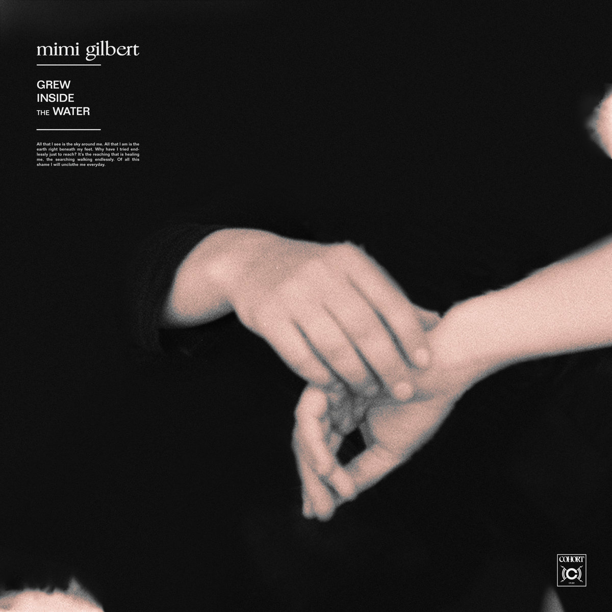 Mimi Gilbert new album Grew Inside the Water
