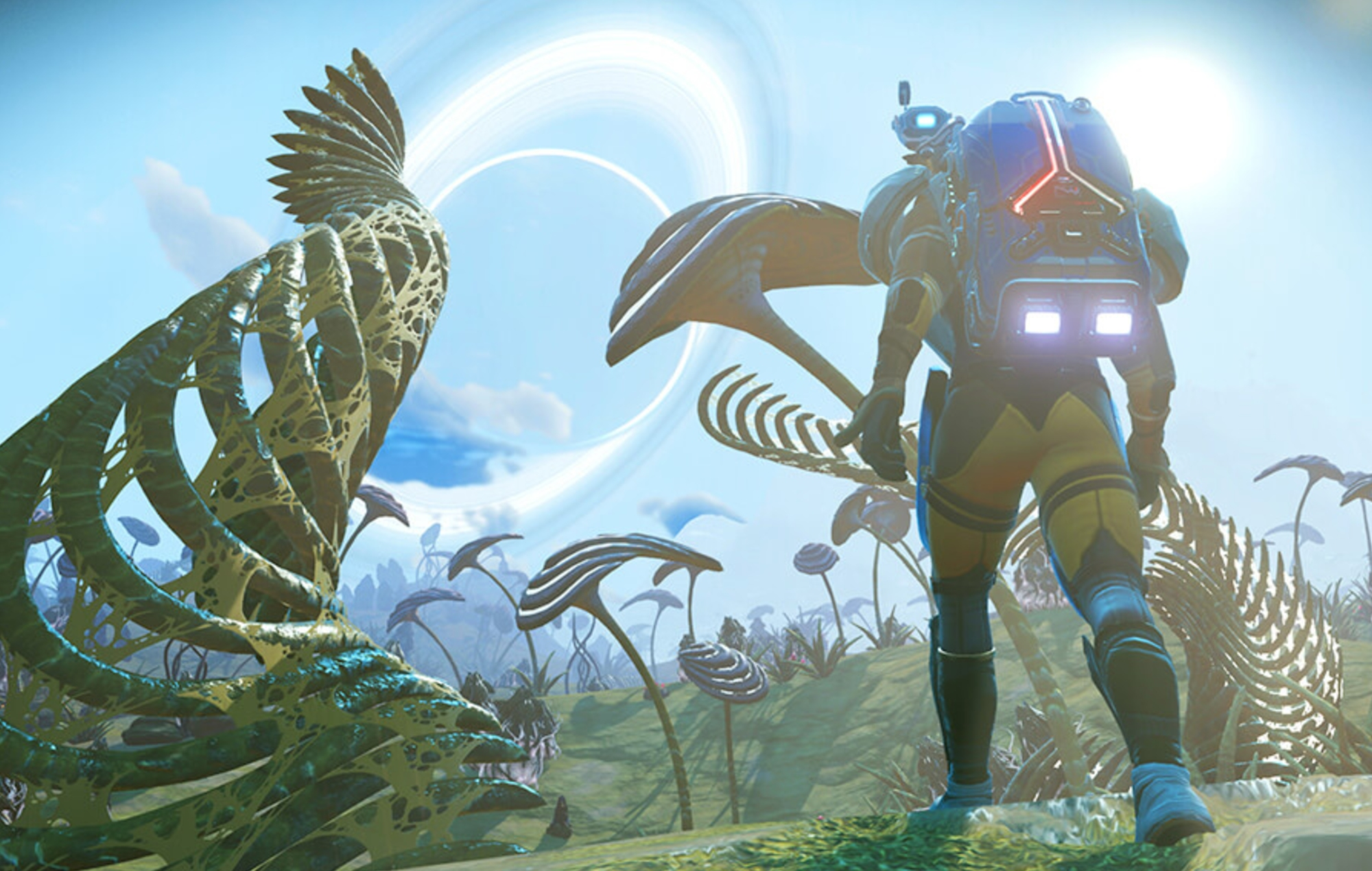 Hello Games releases patch notes for 'No Man's Sky: Origins' update - NME