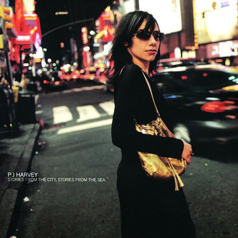 pj harvey - stories