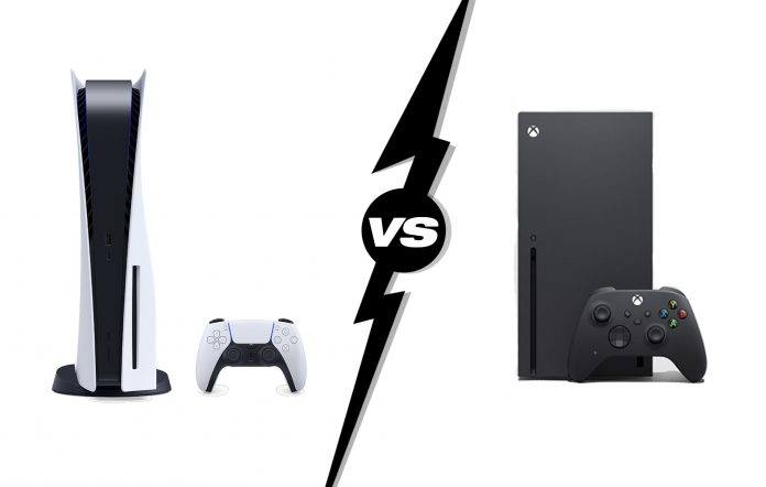 PS5 vs Xbox Series X