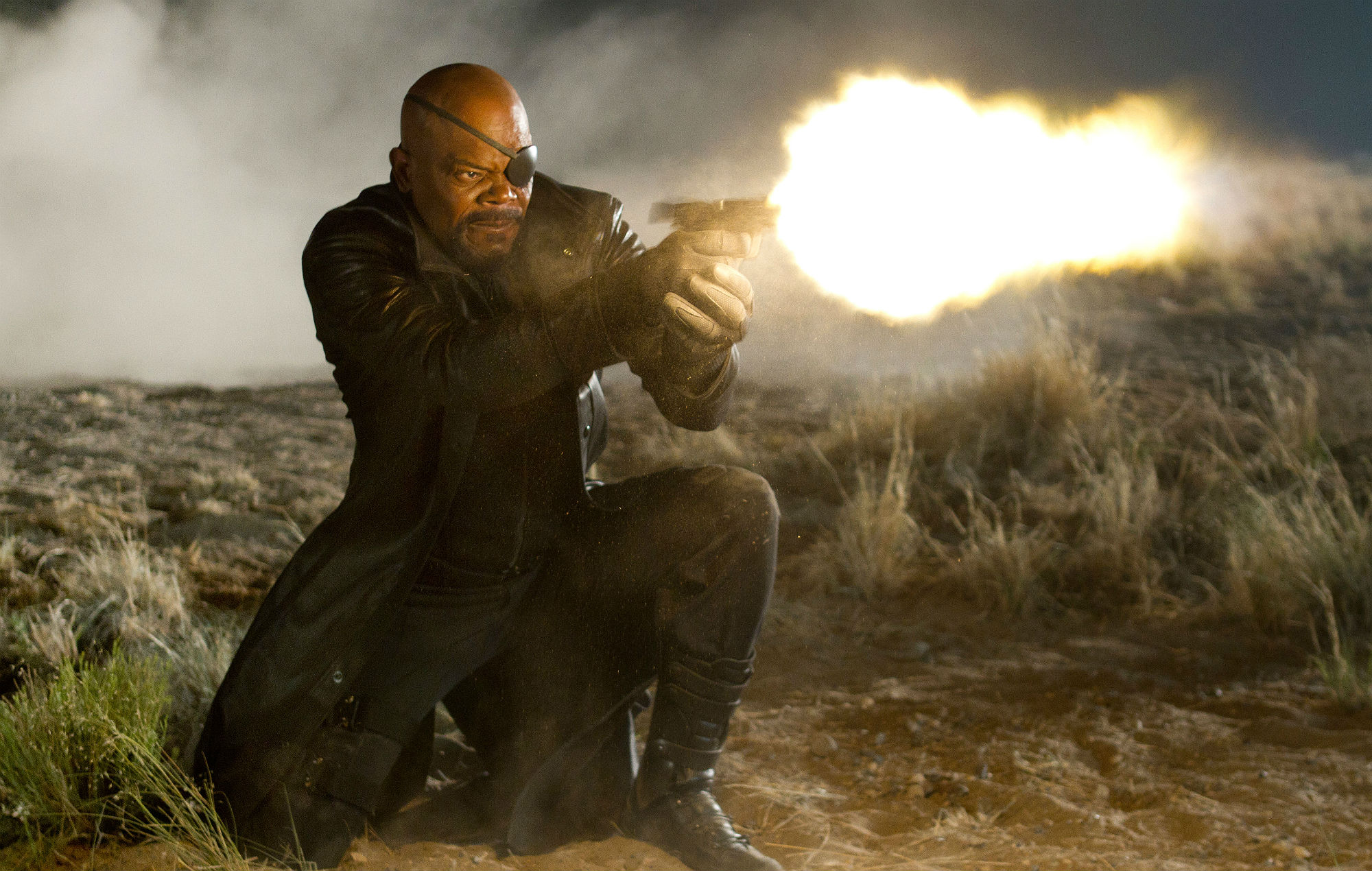 Samuel L. Jackson to play Nick Fury in new Marvel TV series