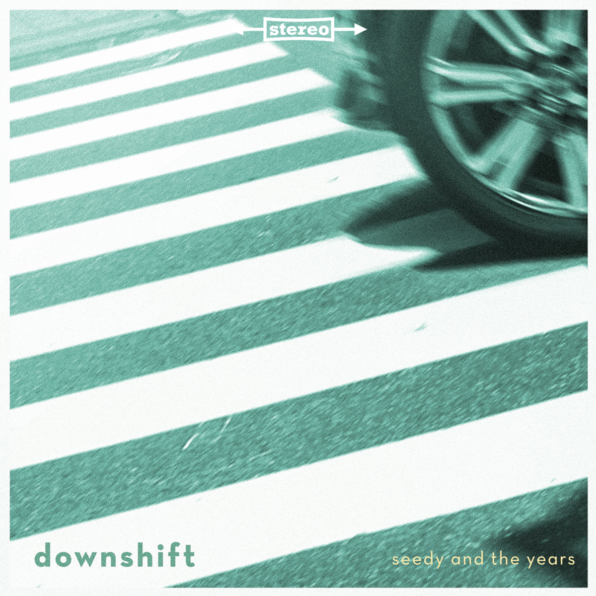 Seedy and the Years Downshift EP Offshore Music