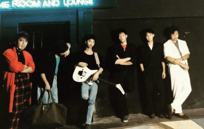 Side A original members reunion re-record debut album