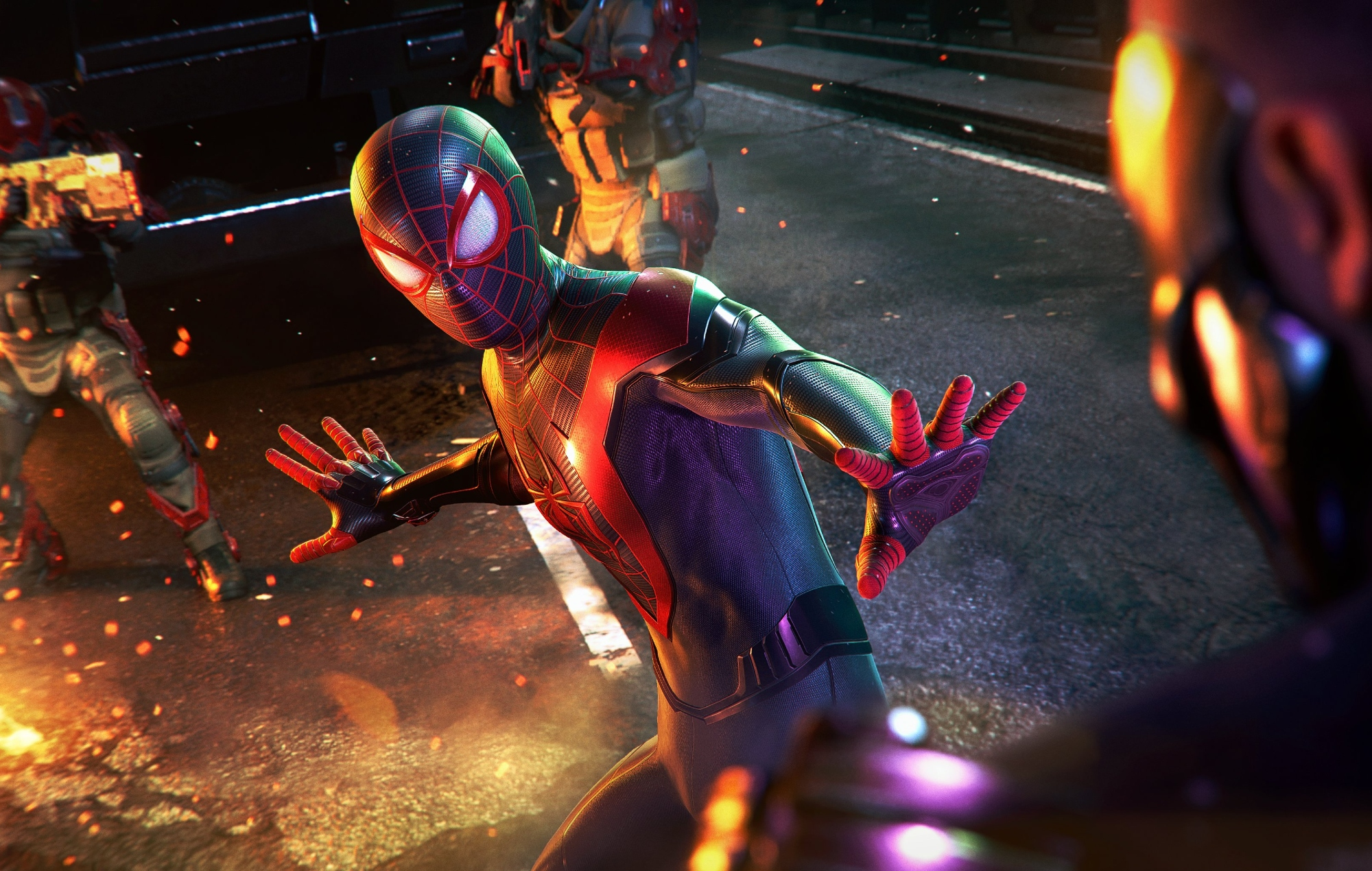 'Spider-Man: Miles Morales' update fixes photo mode bugs | NME