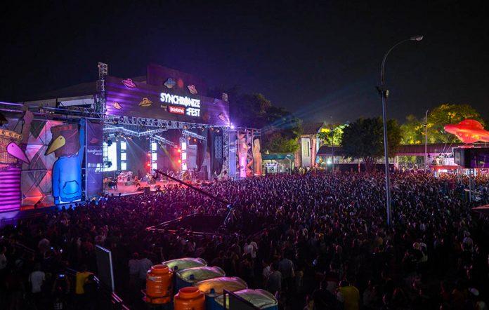 Synchronize Festival 2018