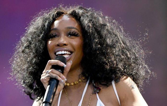 sza getty images craig barritt