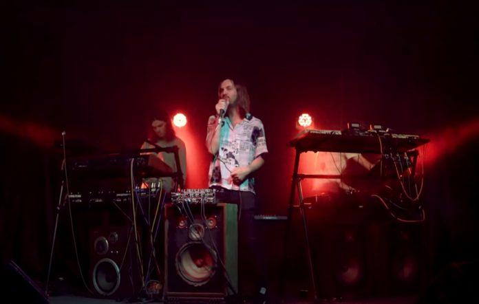 Tame Impala 2020 performance Fallon Borderline Slow Rush