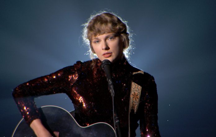 taylor swift live performance betty ACMA getty images