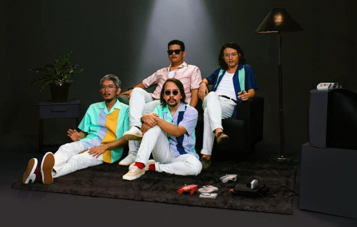 Check out The Adams' trippy music video for 'Esok'