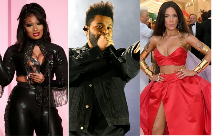 Megan Thee Stallion The Weeknd And Halsey Feature In 2020 S Time 100 List