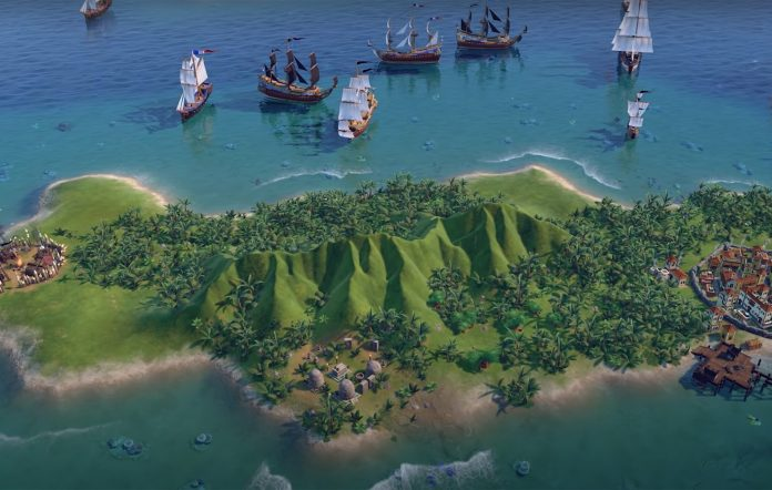 Civilization VI Sid Meier's Pirates! Update