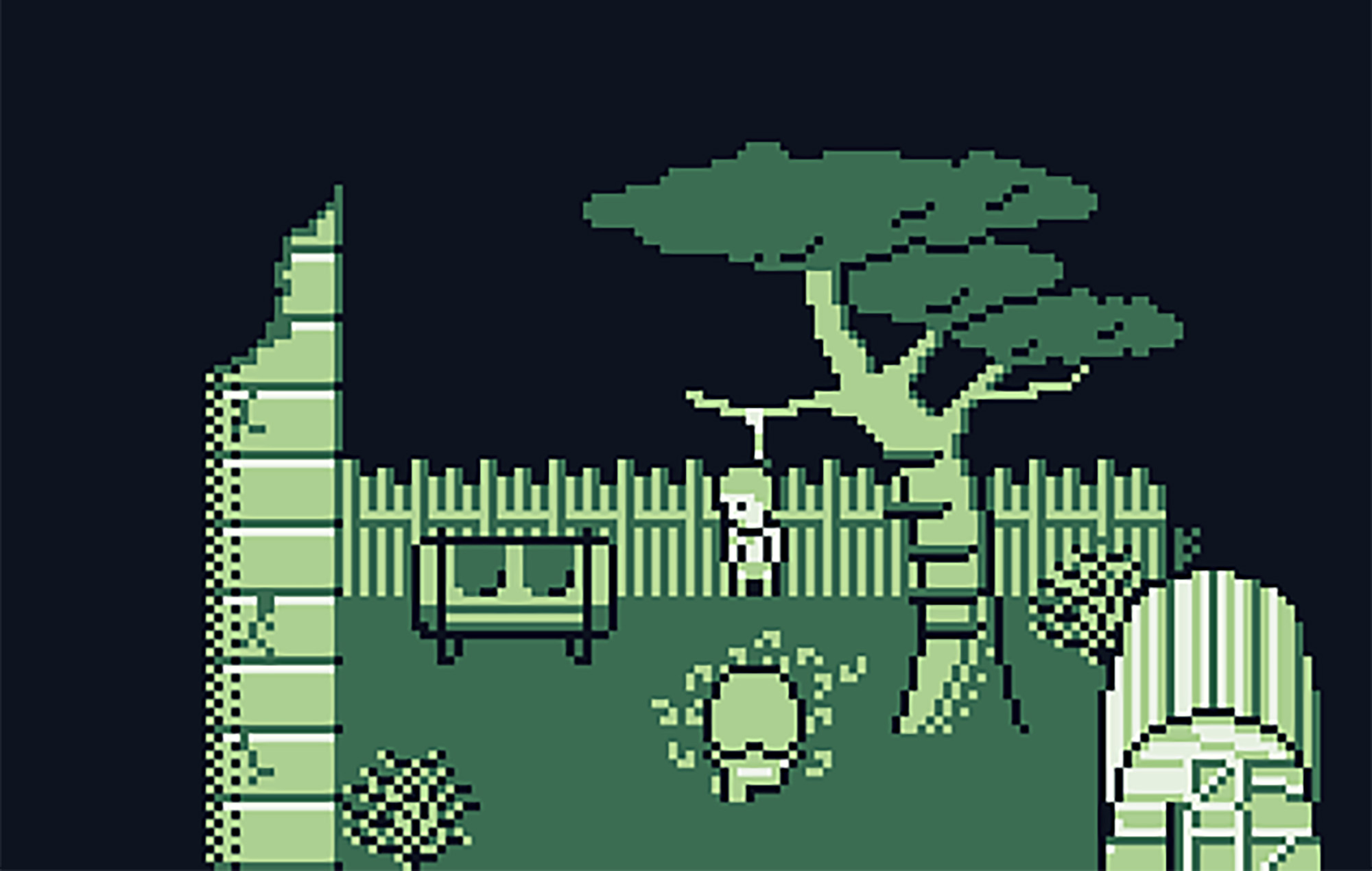 Disco Elysium: Game Boy Edition