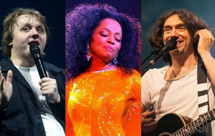 lewis capaldi diana ross and snow patrol announced for 2021 lytham festival lewis capaldi diana ross and snow