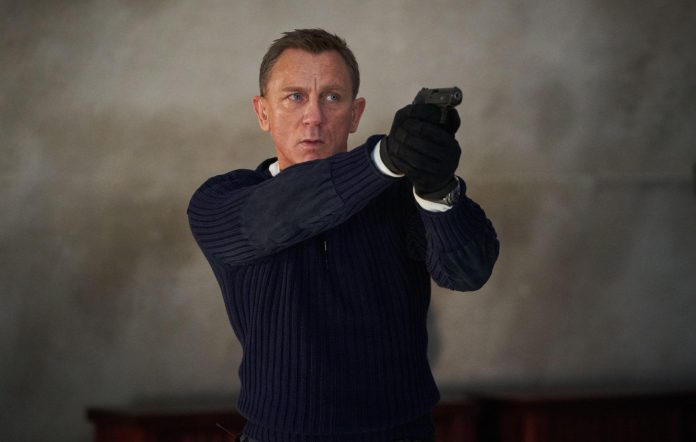 Bond Daniel Craig