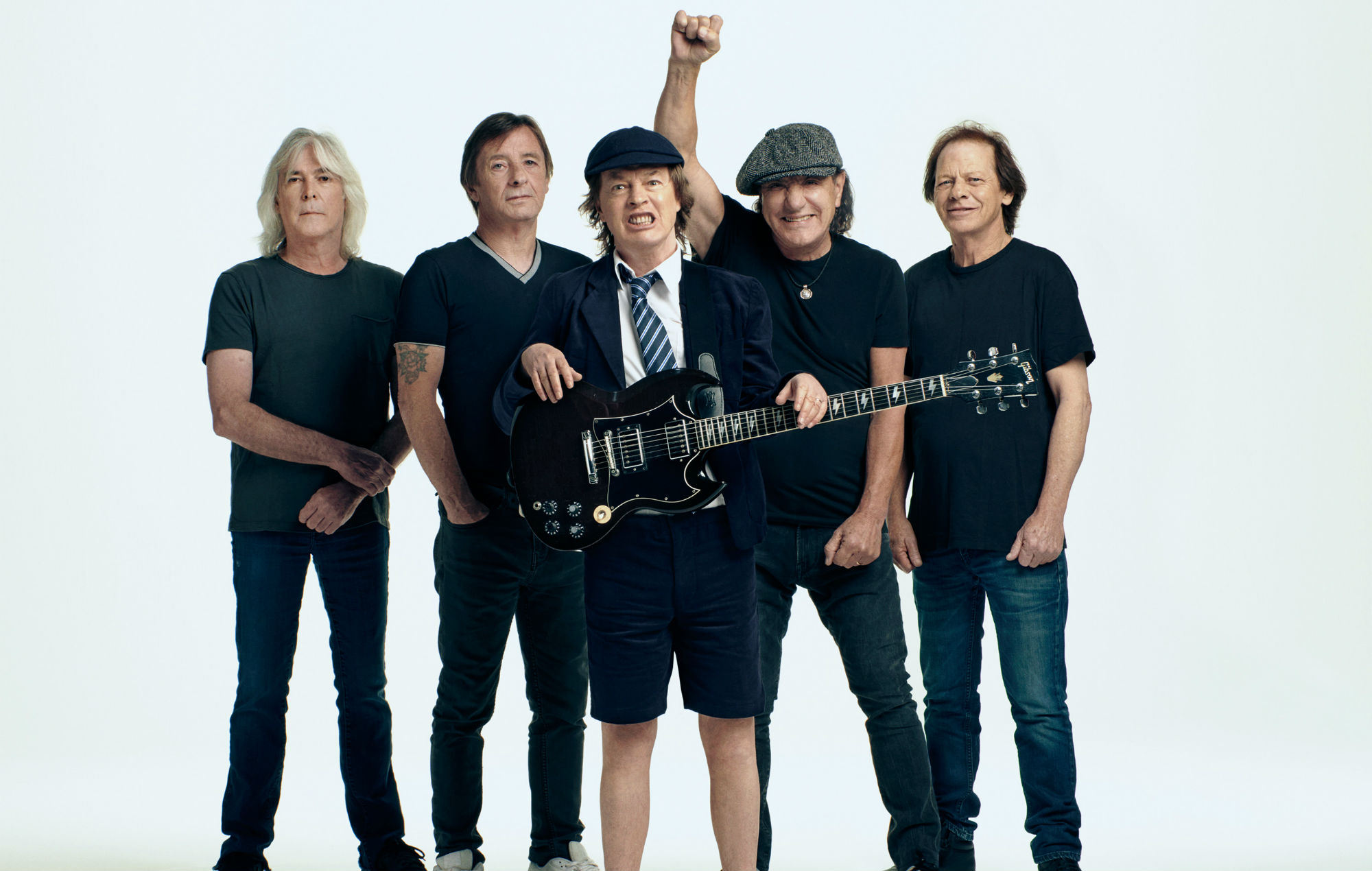 "AC/DC on new album 'Power Up': ""This record is for Malcolm"""