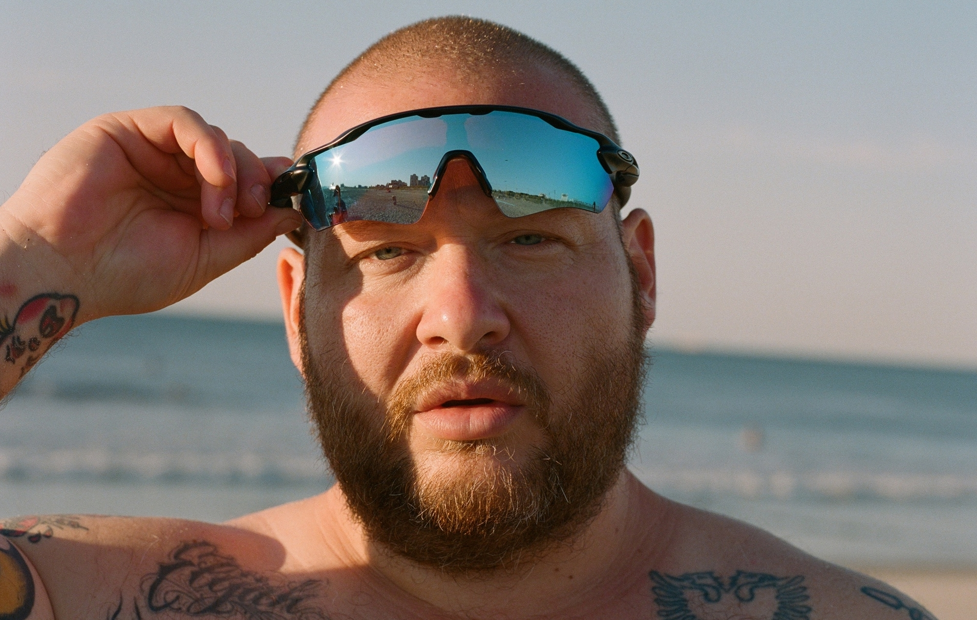 Action Bronson talks working with Mac Miller, auditioning for The Matrix 4, and doing whatever he wants