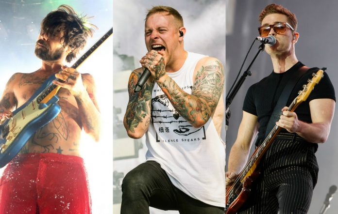 Architects Biffy collaboration