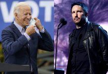 Biden Nine Inch Nails