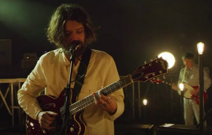 Biffy Clyro Space performance