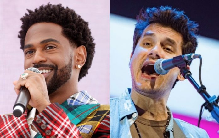 Big Sean and John Mayer