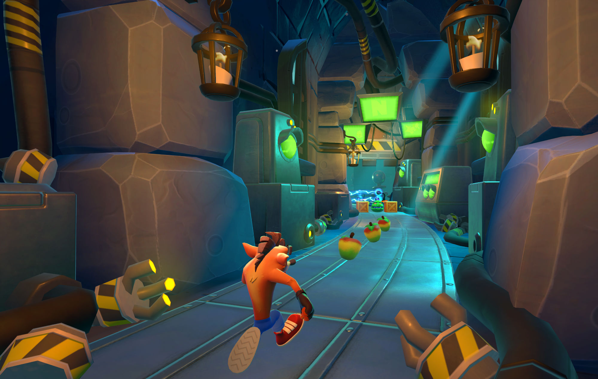 Crash Bandicoot: On the Run release date finally revealed
