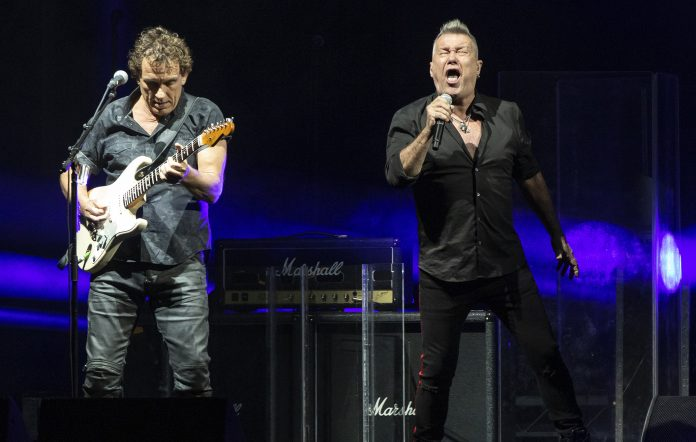 Jimmy Barnes of Cold Chisel performing in 2019