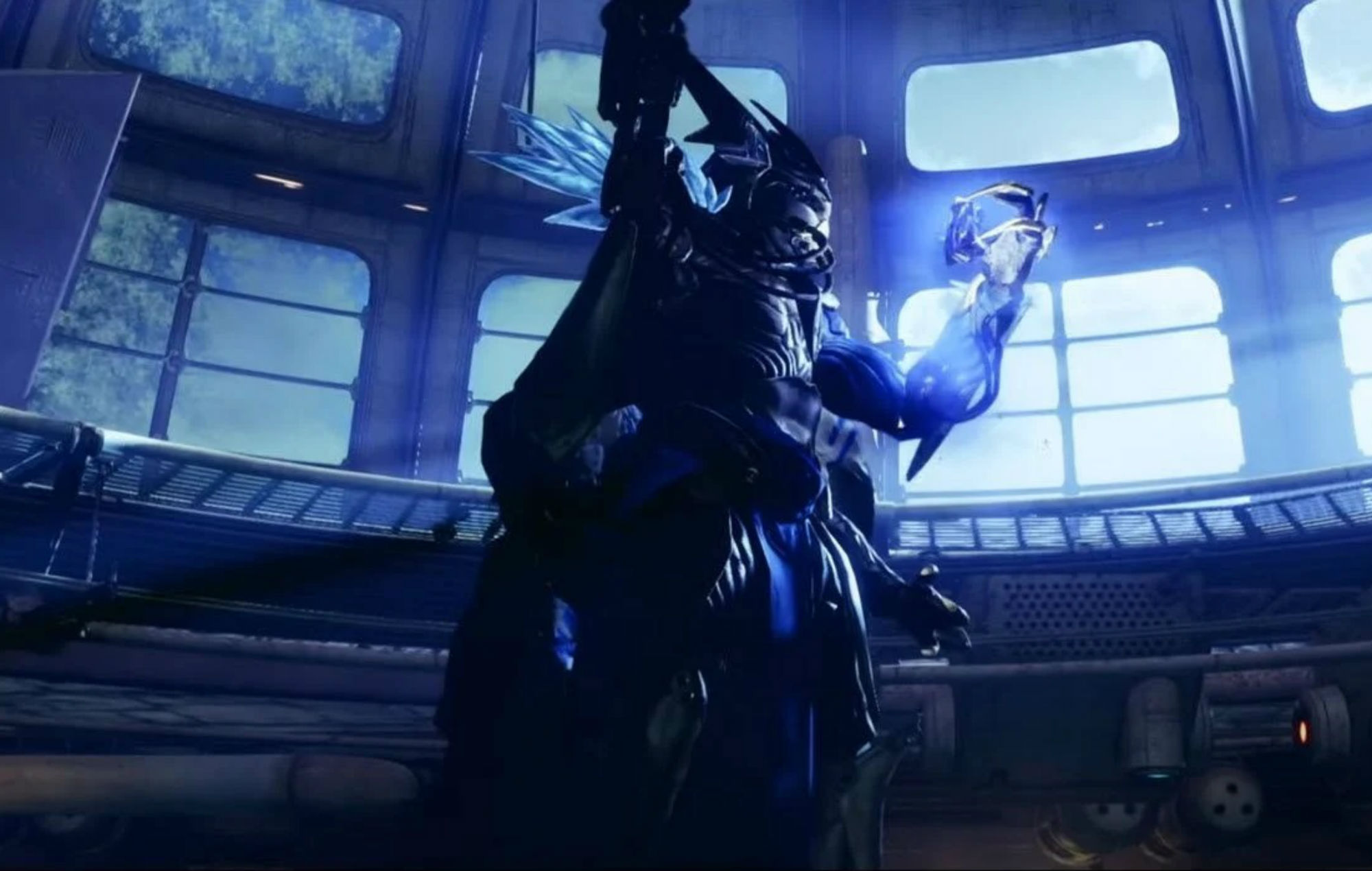 Watch the explosive story trailer for 'Destiny 2: Beyond Light'