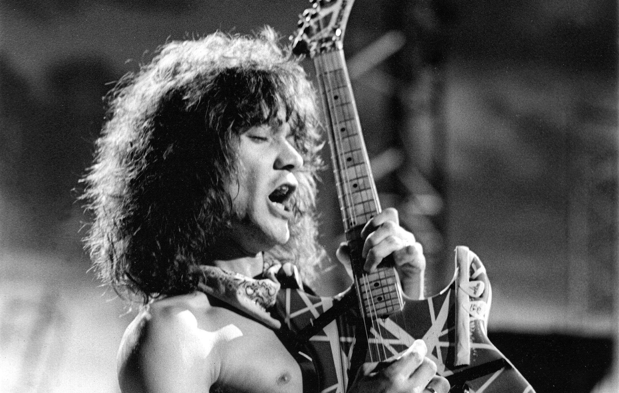 Eddie Van Halen memorial planned in Pasadena to honour late musician