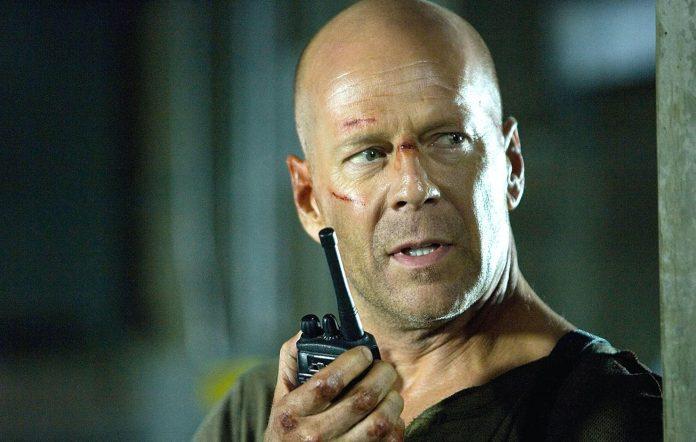 Bruce Willis, John McClane, Die Hard