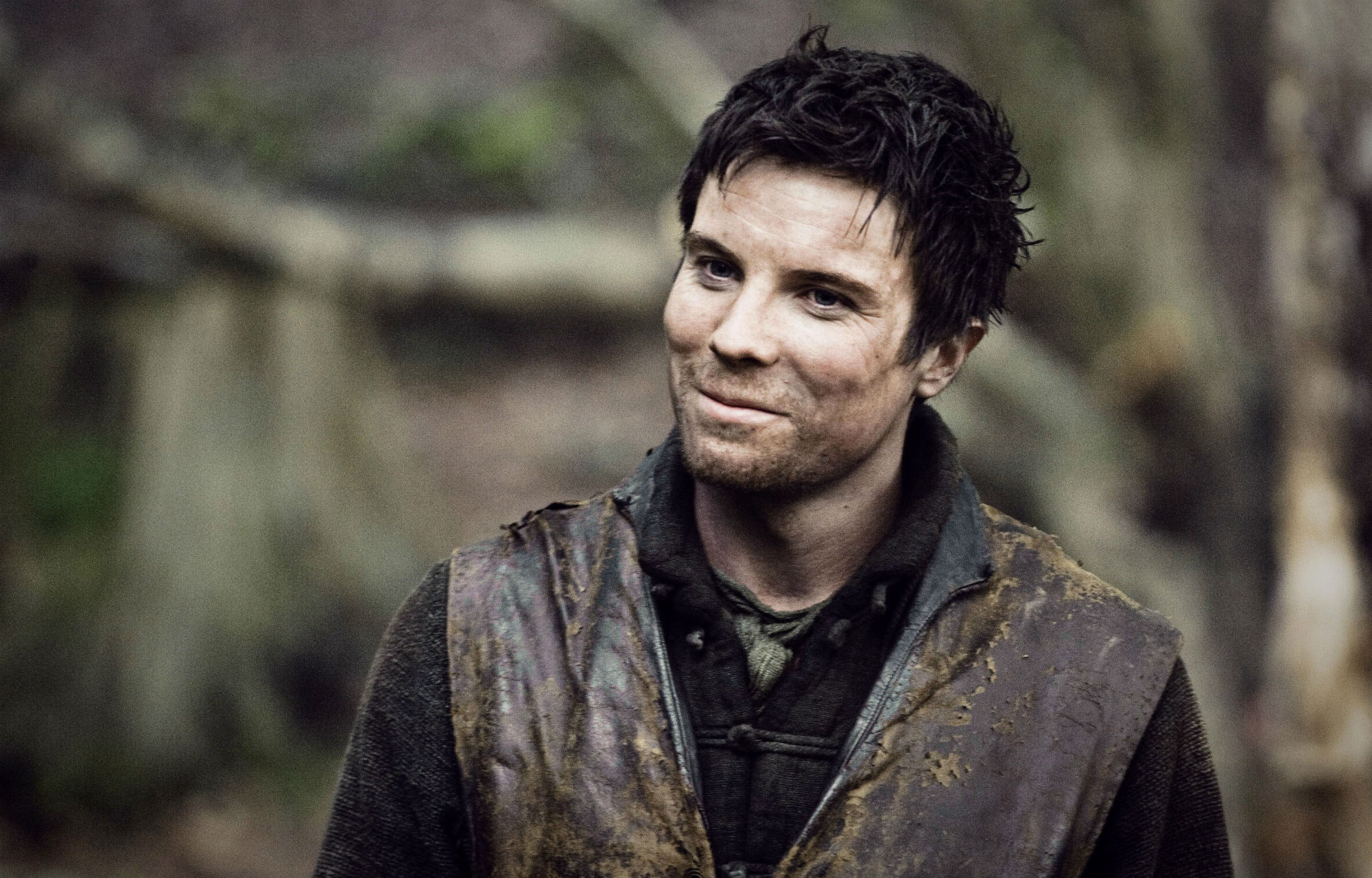 "Game Of Thrones' Joe Dempsie says Gendry ""lost his head"" with Arya love affair 2"