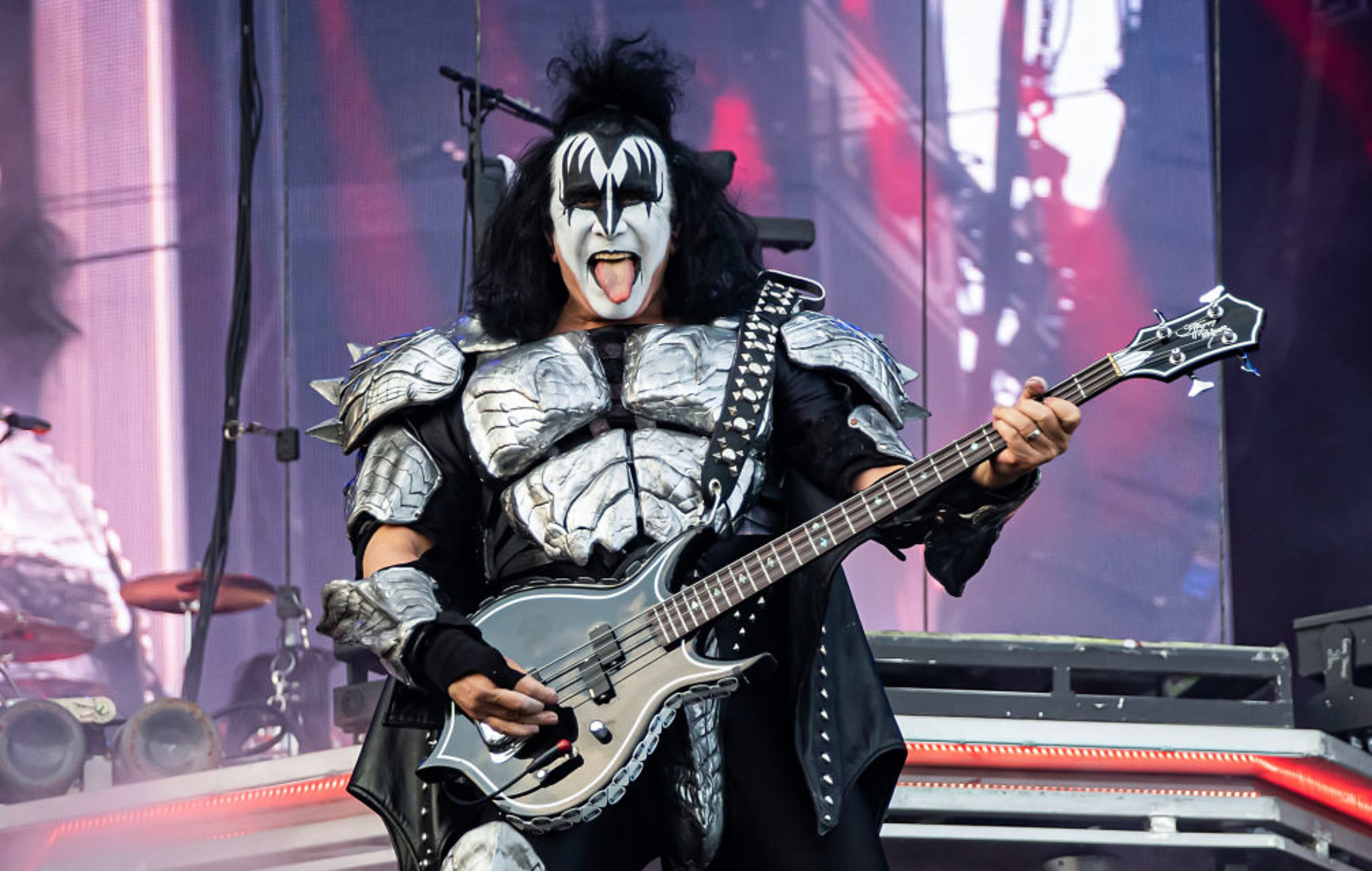 "Kiss have booked a gig at ""the coldest place on Earth"""