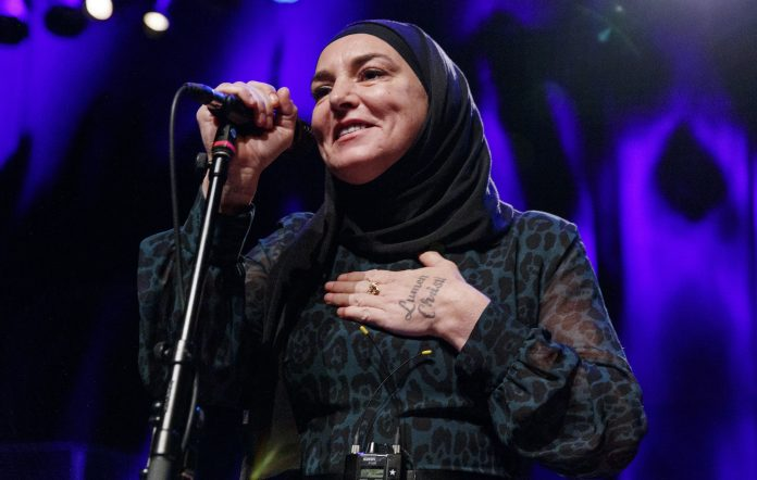 Listen To Sinead O Connor S Cover Of Trouble Of The World Her First Release In Four Years