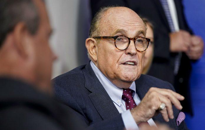 Rudy Giuliani