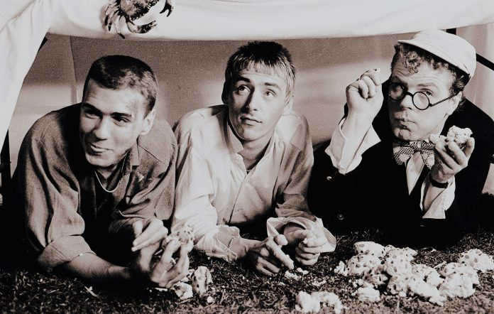 Style Council's Steve White, Paul Weller, and Mick Talbot. (Photo by Steve Rapport/Getty Images)