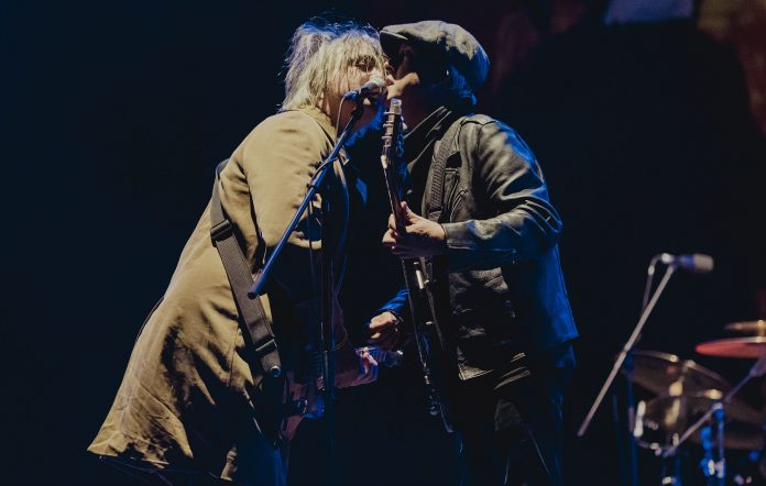 The Libertines talk landfill indie and tell us about their new album