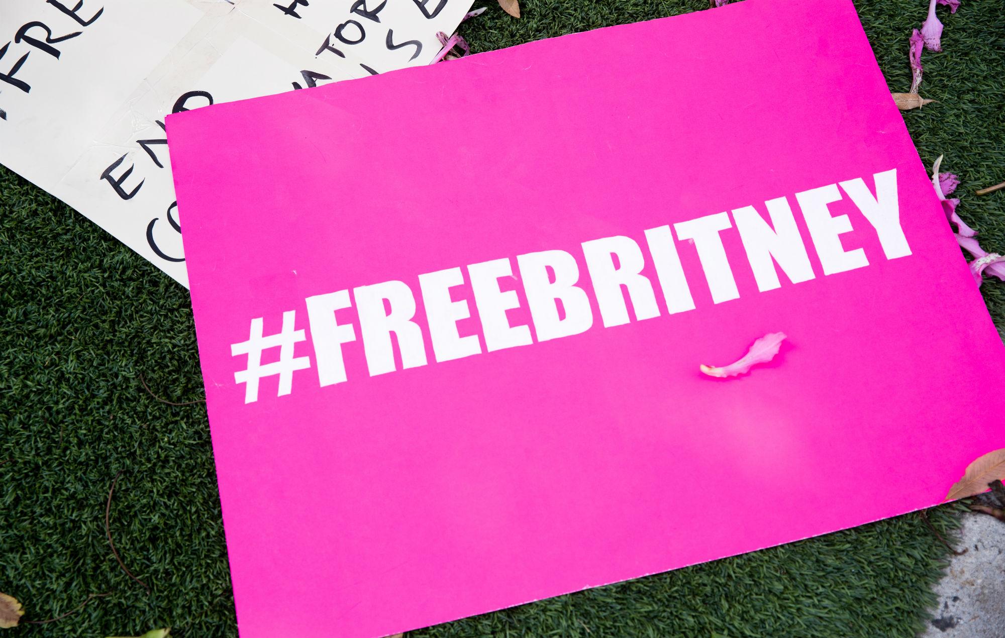 britney spears #freebritney