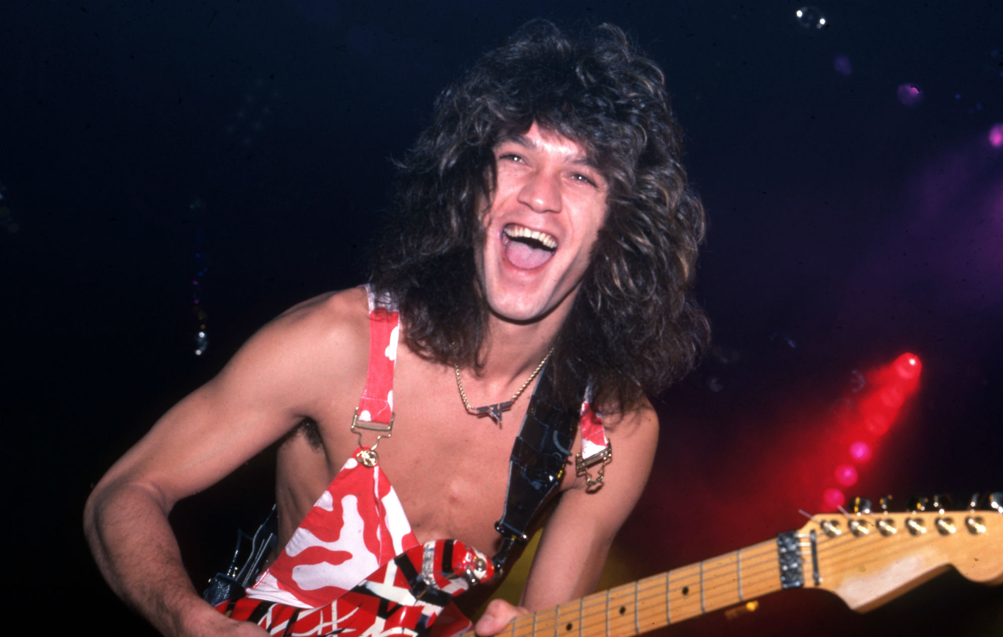 Three of Eddie Van Halen's guitars sell for $422,000 at auction