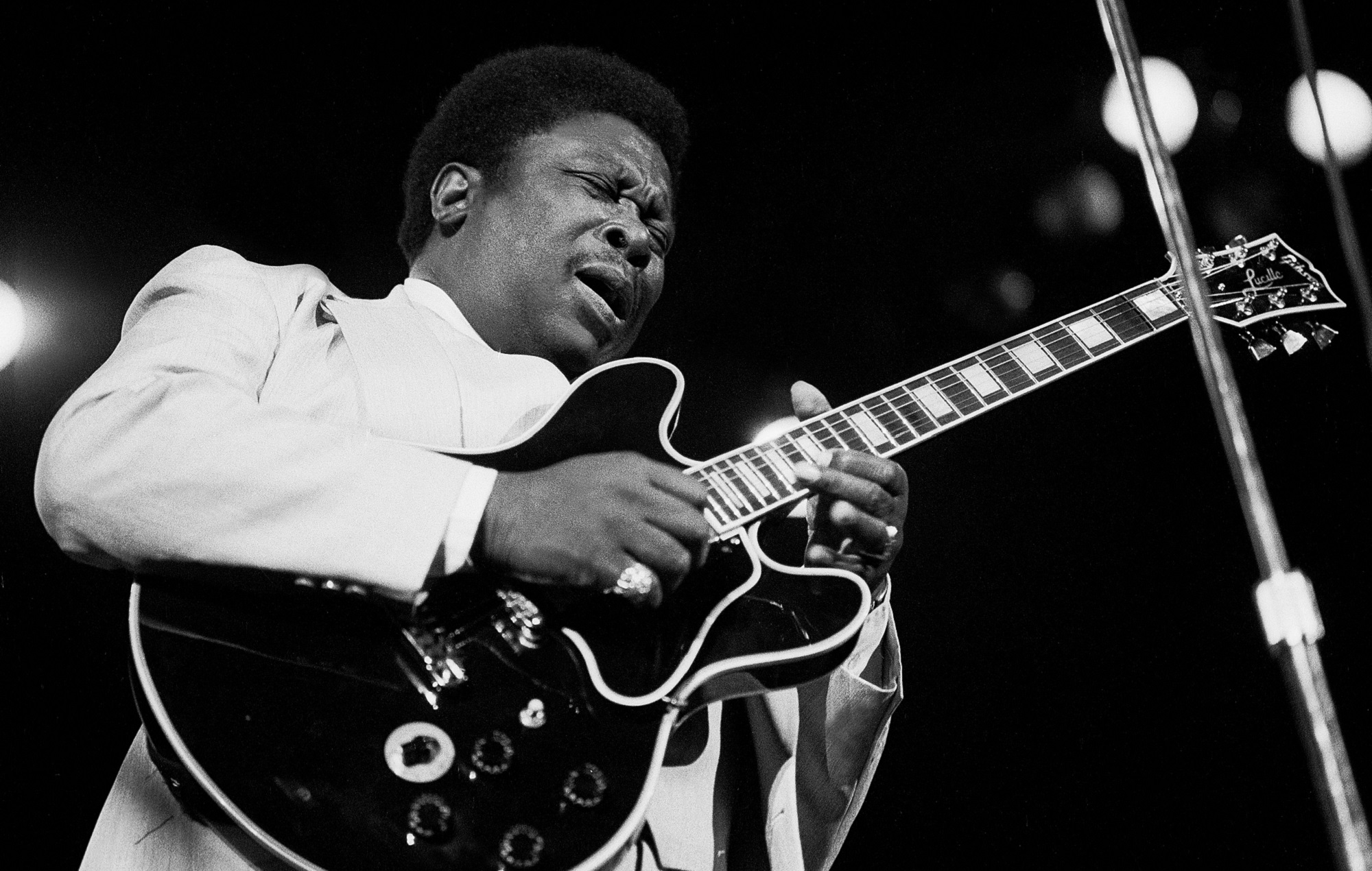 B.B. King's estate clarify that two separate films about the blues legend are in production