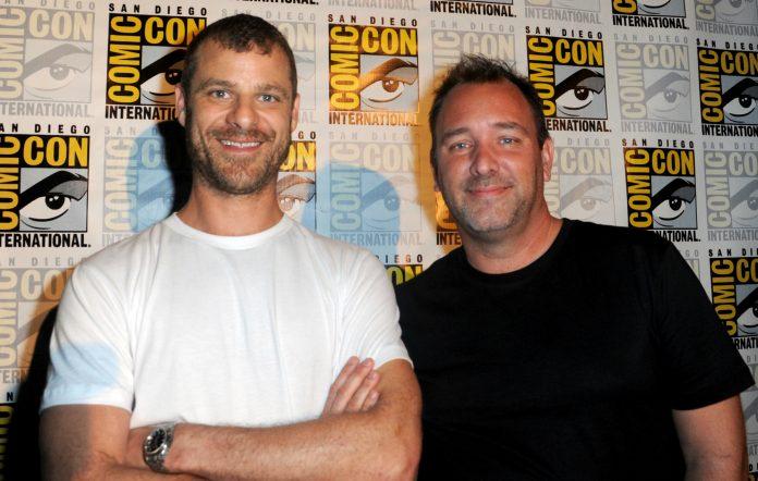 Matt Stone and Trey Parker series