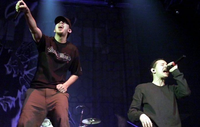 Mike Shinoda, Chester Bennington, Linkin Park