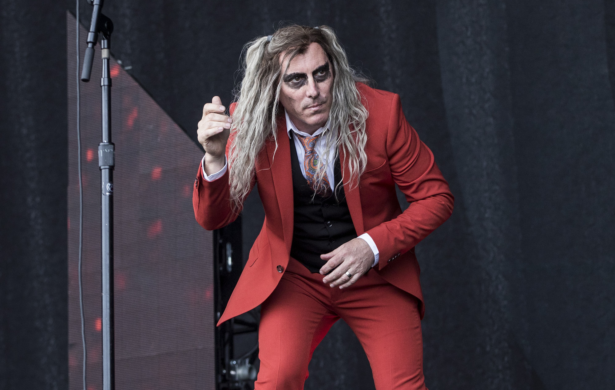 Tool, Maynard James Keenan