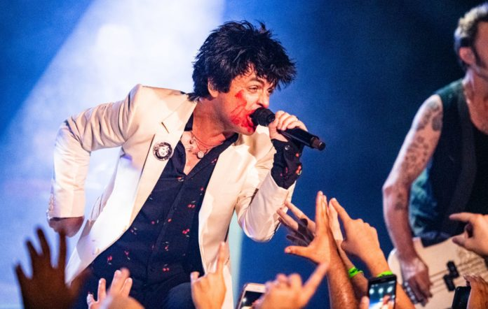 Green Day, Billie Joe Armstrong