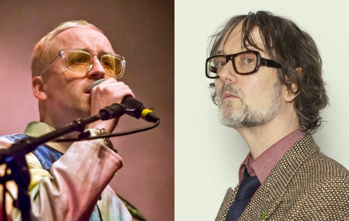 Hot Chip, Jarvis Cocker