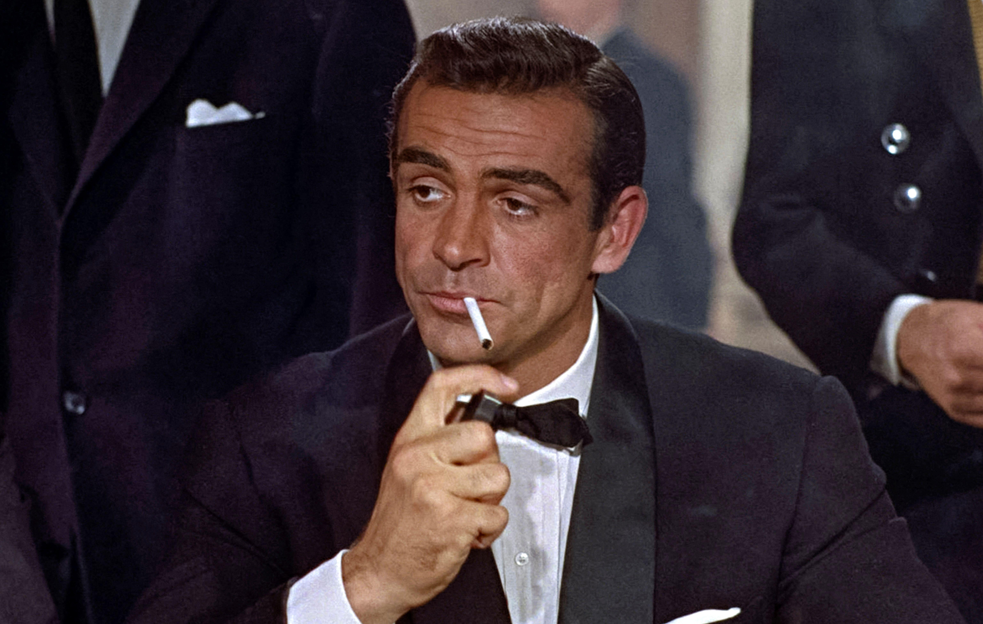 Bond actors Daniel Craig and Pierce Brosnan pay tribute to Sean Connery