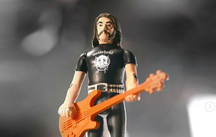 Lemmy action figure